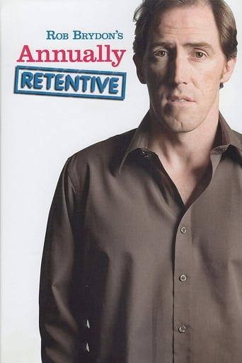 Poster of Rob Brydon's Annually Retentive