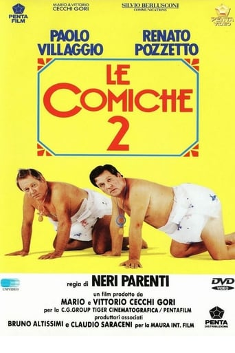 Poster of The Comics 2