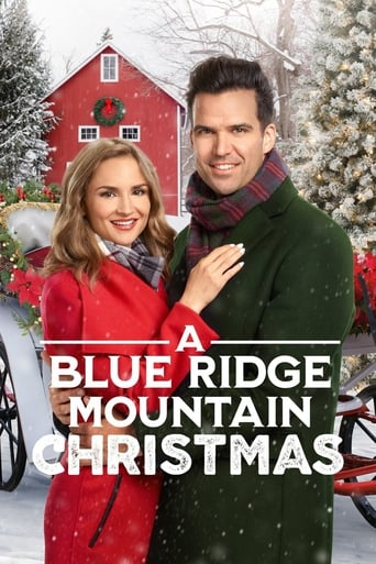 Poster of A Blue Ridge Mountain Christmas