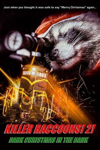Killer Raccoons 2: Dark Christmas in the Dark Poster