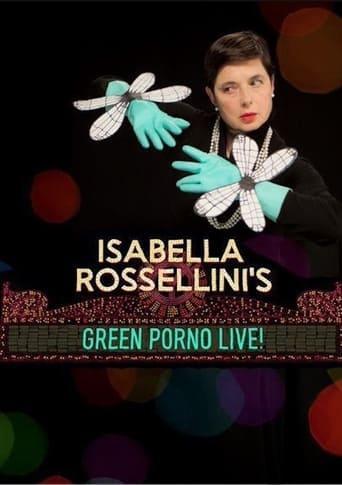 Isabella Rossellini's Green Porno