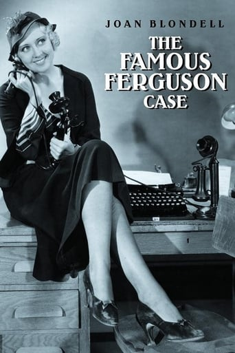 Poster of The Famous Ferguson Case