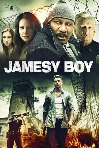 Poster of Jamesy Boy