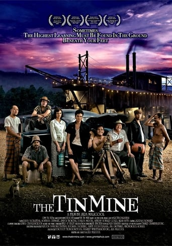 Poster of The Tin Mine
