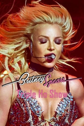 Poster of Britney Spears: Triple Ho Show