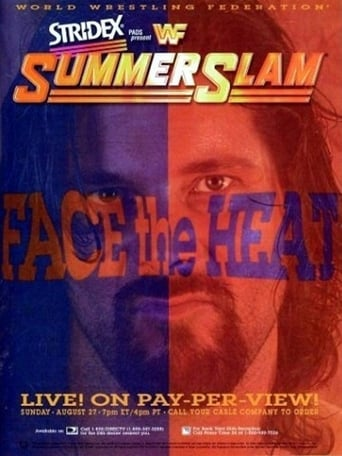 Poster of WWE SummerSlam 1995