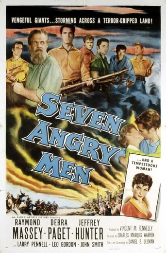 Poster of Seven Angry Men
