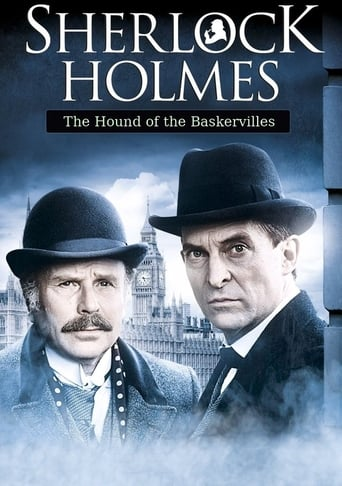 Poster of Sherlock Holmes: The Hound of the Baskervilles