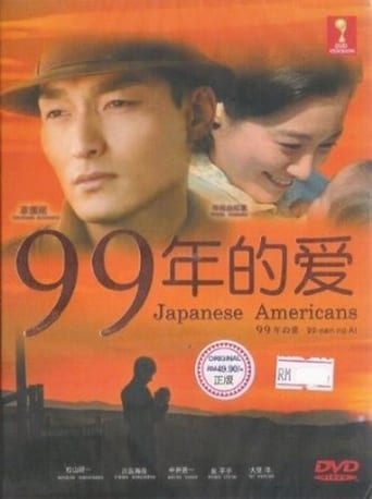 Poster of Japanese Americans