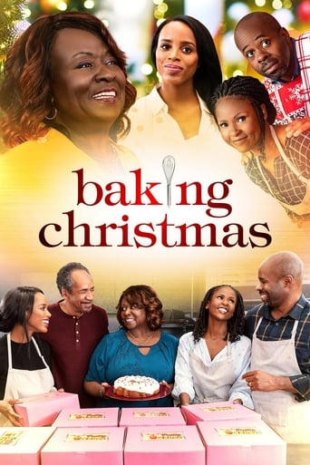 Poster of Baking Christmas
