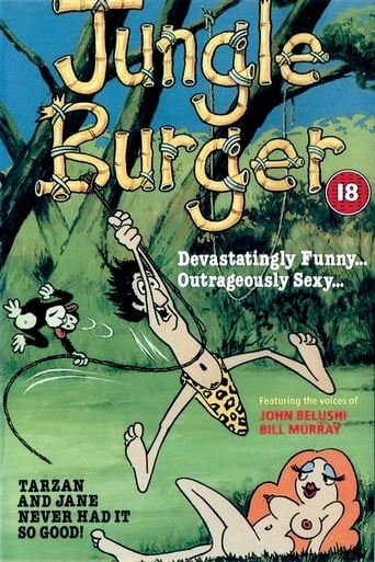 Jungle Burger Movie Poster