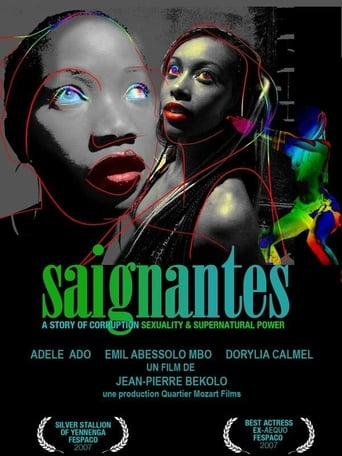 Poster of Les Saignantes