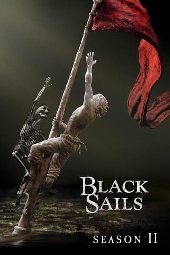 Juodosios burės / Black Sails (2015) 2 Sezonas