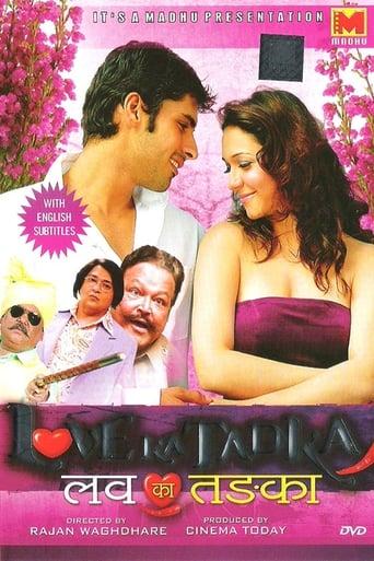 Poster of Love Kaa Taddka