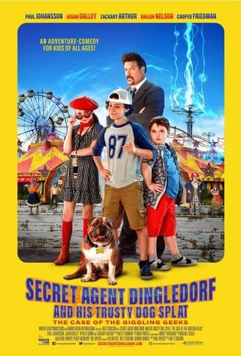 Poster Secret Agent Dingledorf and His Trusty Dog Splat