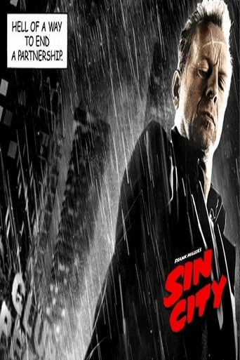 Poster of Sin City: Recut & Extended