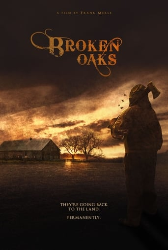 Poster of Broken Oaks