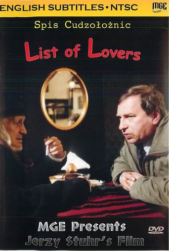 Poster of List of Lovers