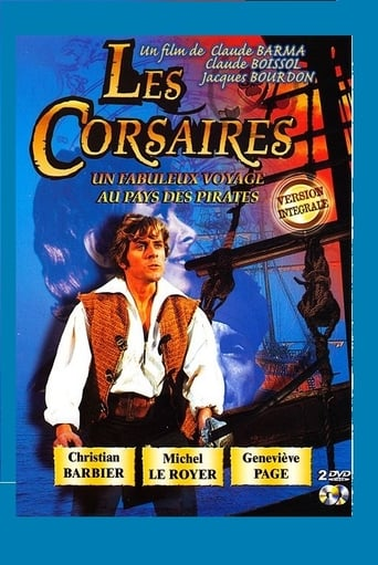 Poster of Corsaires et Flibustiers