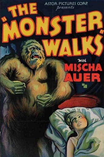 Poster of The Monster Walks