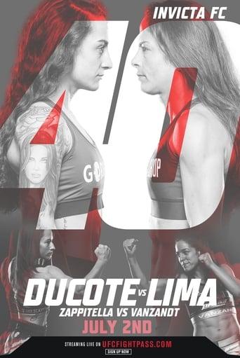 Invicta FC 40: Ducote vs Lima