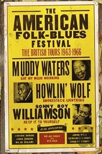 The American Folk Blues Festival: The British Tours 1963-1966