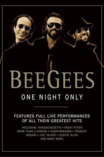 Poster of Bee Gees : One Night Only