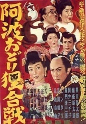 Watch Tanuki Battle of Awaodori Festival Online Free Putlocker