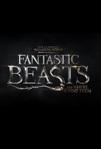 Poster of Fantastic Beasts and Where to Find Them 3 fragman