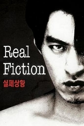 Poster of Real Fiction