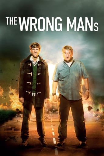 Poster The Wrong Mans