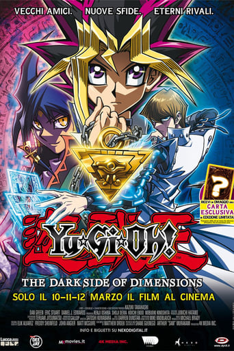 Cartoni animati Yu-Gi-Oh!: The Dark Side of Dimensions - ????? THE DARK SIDE OF DIMENSIONS