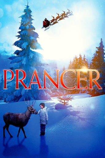 Poster of Prancer