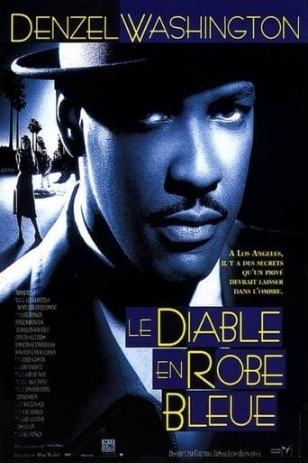 Poster of Le diable en robe bleue