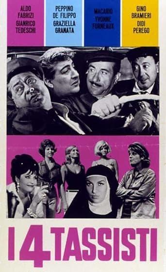 Poster of I 4 tassisti