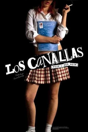 Poster of Los canallas