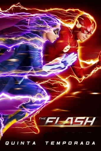 Flash 5ª Temporada - Poster