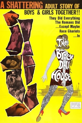Poster of The Brick Dollhouse