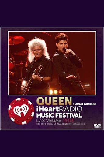 Poster of Queen + Adam Lambert: iHeart Radio Music Festival