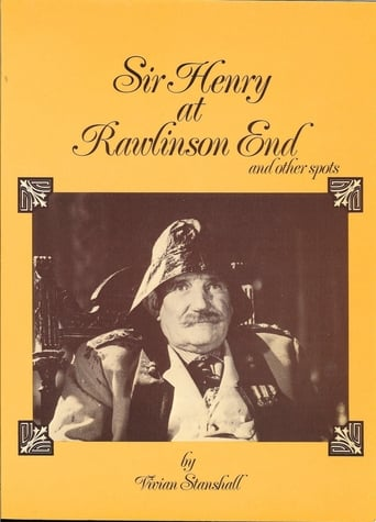 Poster of Sir Henry at Rawlinson End