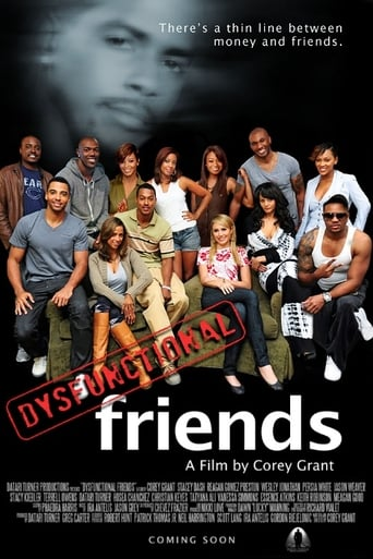 Poster of Dysfunctional Friends