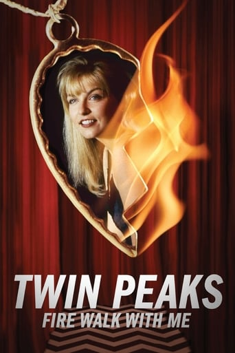 Poster of Twin Peaks: Fire Walk with Me