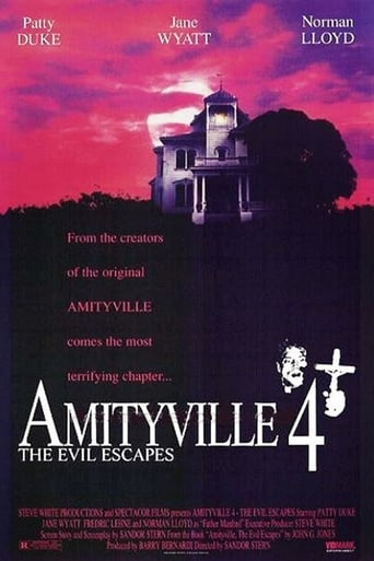 Poster of Amityville: The Evil Escapes