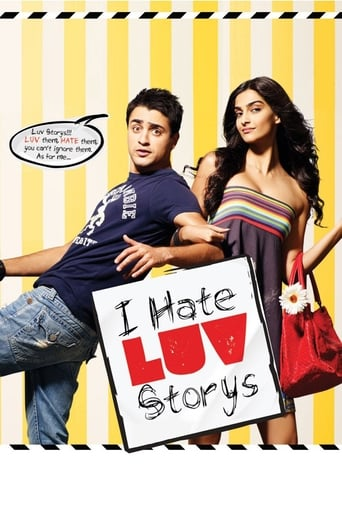 Poster of I Hate Luv Storys