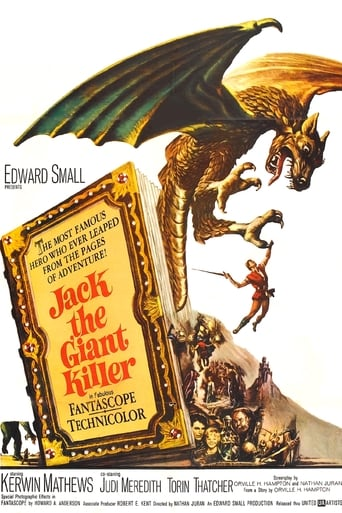 Poster of Jack the Giant Killer