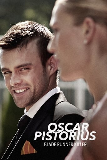 Poster of Oscar Pistorius: Blade Runner Killer