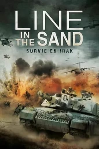 Poster of A Line in the Sand