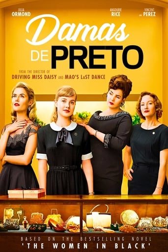 Damas De Preto Torrent (2018) Dublado / Dual Áudio BluRay 720p | 1080p FULL HD – Download