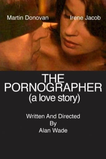 Poster of The Pornographer: A Love Story