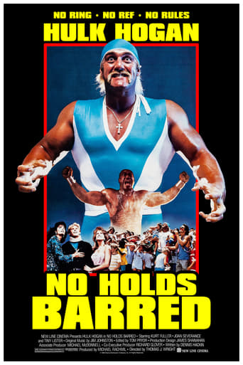 Poster of No Holds Barred